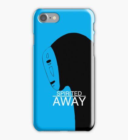 Spirited Away - No Face iPhone Case/Skin