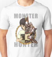 Hunter's Life (Zinogre Z) T-Shirt