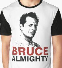 Bruce Willis Graphic T-Shirt