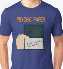 Psychic paper T-Shirt
