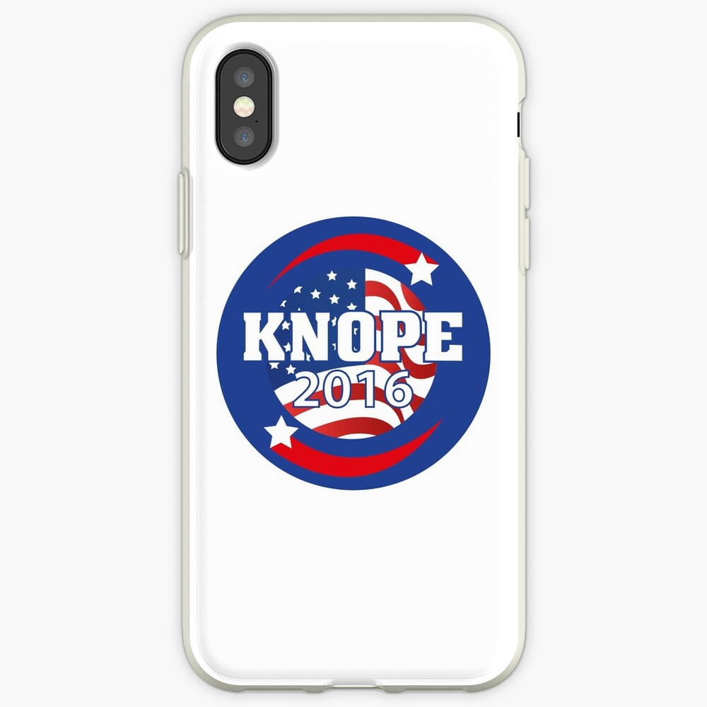 Leslie Knope 2016 iPhone Case & Cover