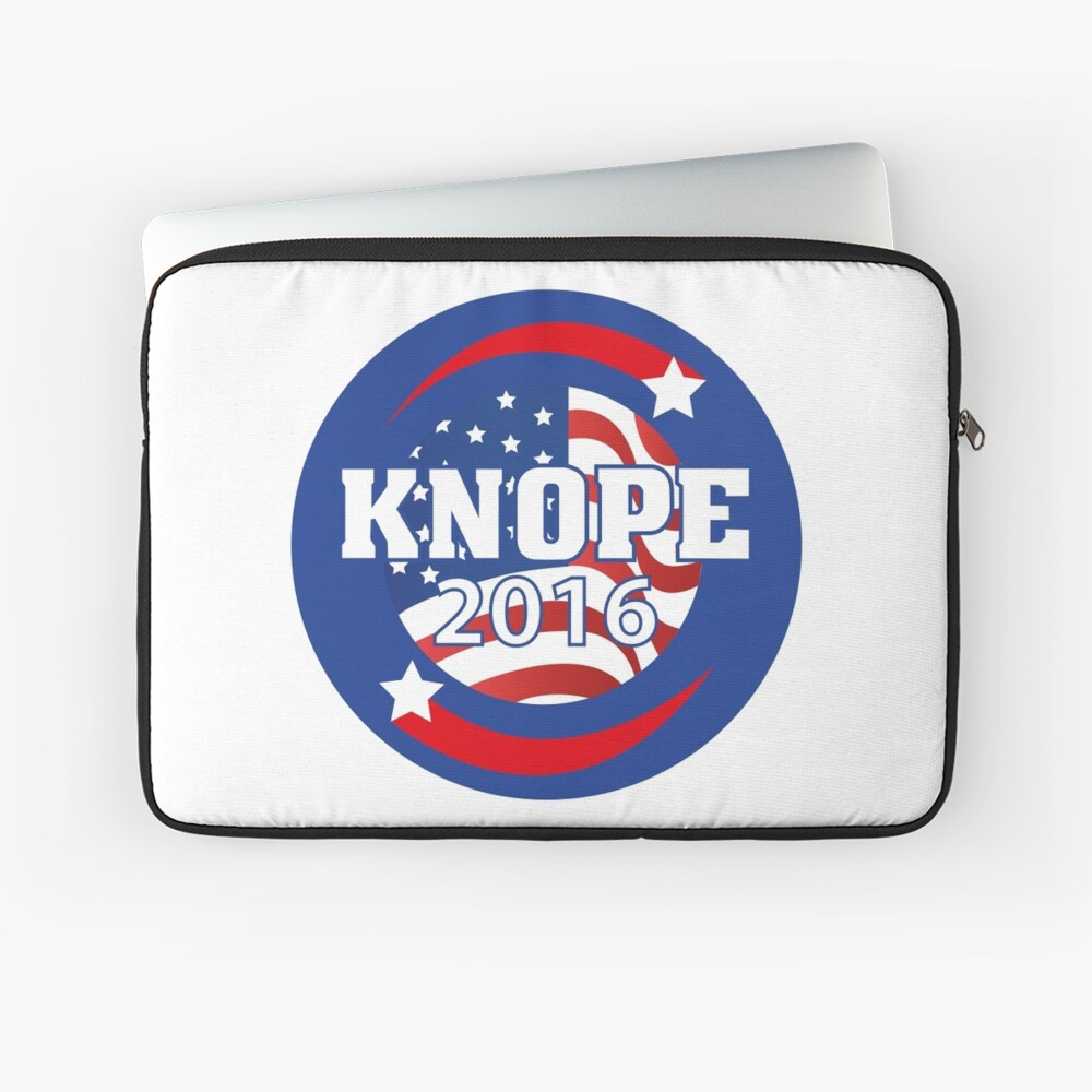 Leslie Knope 2016 Laptop Sleeve