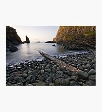 Portcoon, County Antrim, Northern Ireland Photographic Print
