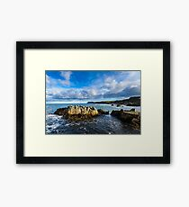 Ballycastle, County Antrim, Northern Ireland Framed Print
