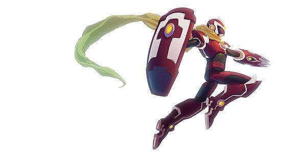 Protoman by Jofiel