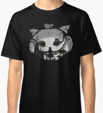 Das wütende Cheshire Classic T-Shirt