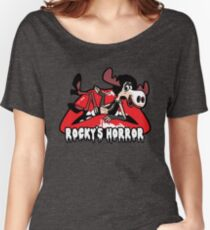 Rocky's Horror Women's Relaxed Fit T-Shirt