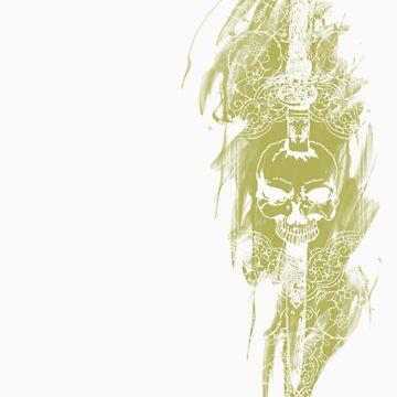 Sword in Skull by 813KRS