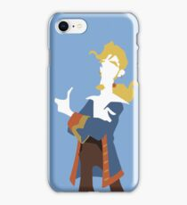 Guybrush Threepwood: Mighty Pirate (tm) iPhone Case/Skin