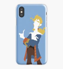 Guybrush Threepwood: Mighty Pirate (tm) iPhone Case