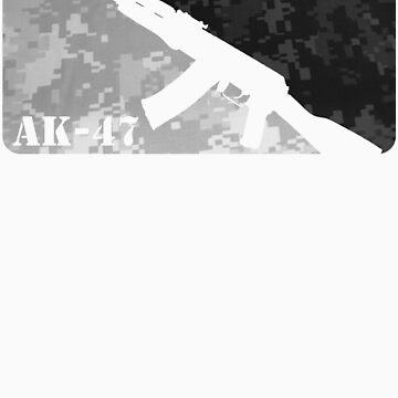 AK-47 by 813KRS