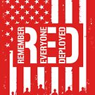 R.E.D. (Remember Everyone Deployed) by pixhunter