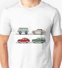 Volvo Lineup Unisex T-Shirt