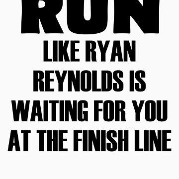 Run for Ryan Reynolds by wilesr