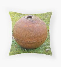 You Push And I'll Pull Throw Pillow