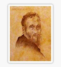 Michelangelo Sticker