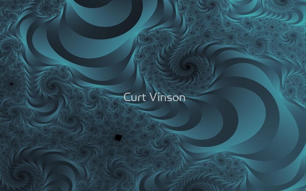 Fractal Flow... by Curt Vinson