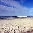 Deserted Beach by sunranger