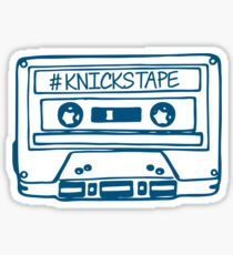 Knicks Tape Shirt Sticker