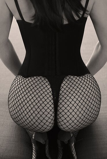 Corset and mesh by penambra