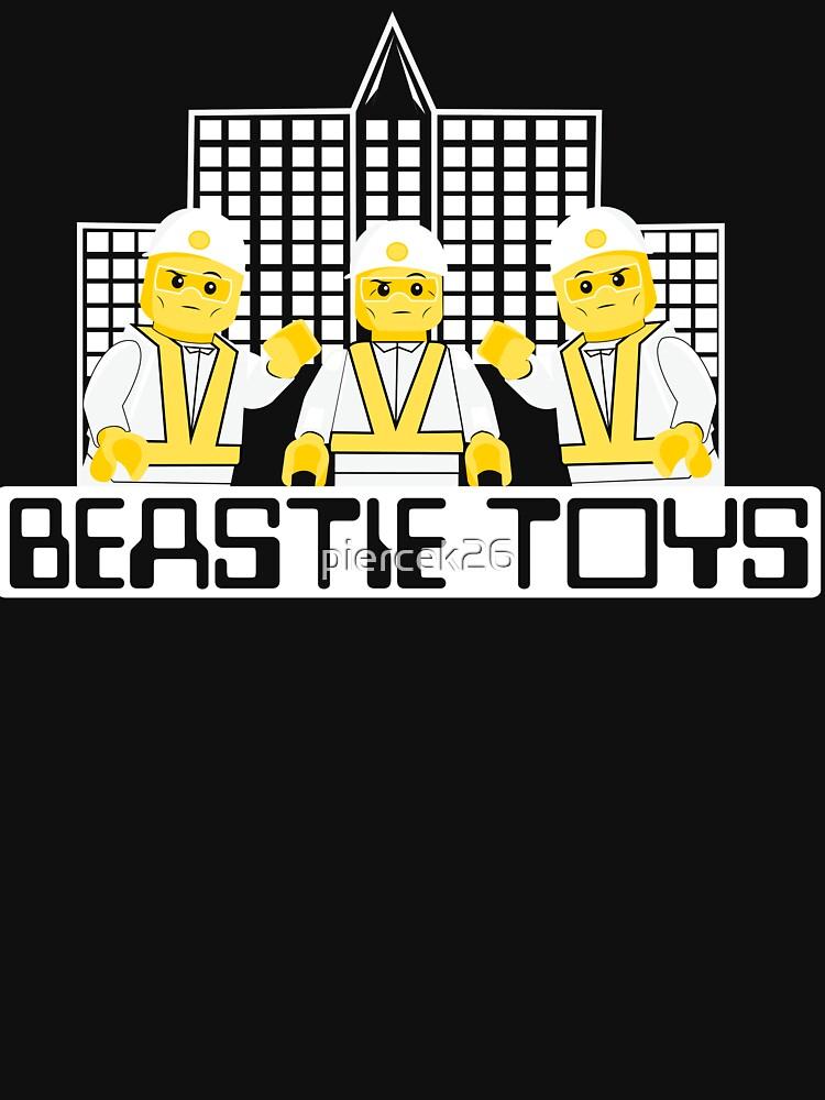 Beastie Spielzeug von piercek26
