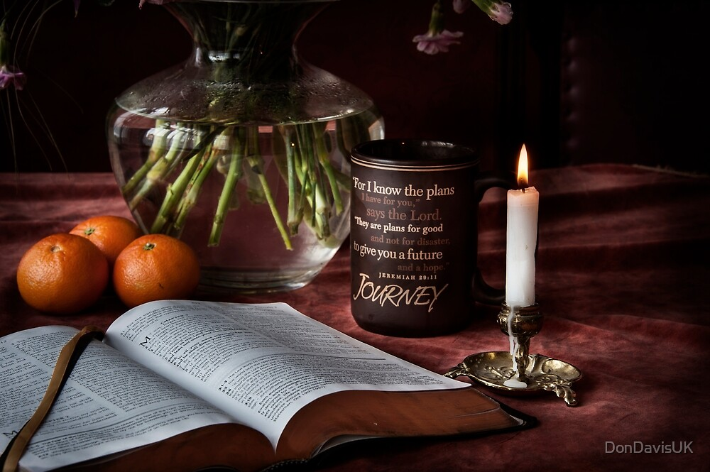 Thy Word is Light and Life by DonDavisUK