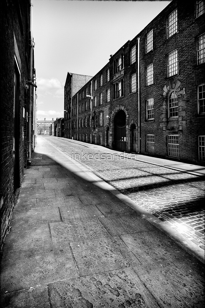 Ancoats Manchester by inkedsandra