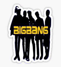 ㋡♥♫Love BigBang K-Pop Clothing & Stickers♪♥㋡ Sticker