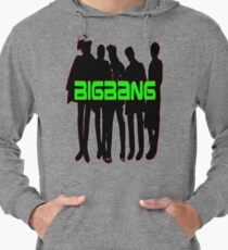 ㋡♥♫Love BigBang K-Pop Clothing & Stickers♪♥㋡ Lightweight Hoodie
