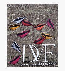 DVF Photographic Print