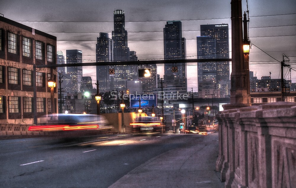 Downtown by Stephen Burke