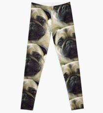 Pepe the Pug Leggings