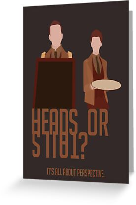 Heads or Tails? by CuriousDesign