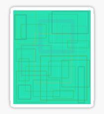 Squared Sticker