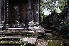 Forgotten Door, Cambodia by Michael Treloar