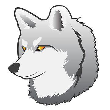 GreyWolf by HeiniArts