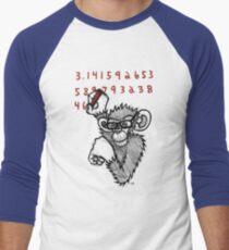 Monkey Doing Pi T-Shirt