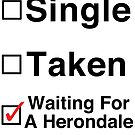 Waiting for a Herondale by jadetiger712
