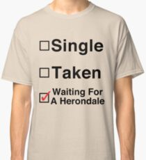 Waiting for a Herondale Classic T-Shirt