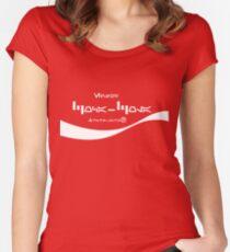 Rebel Coke Women's Fitted Scoop T-Shirt