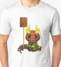 'The Traveller' Monster Unisex T-Shirt