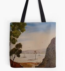 Birds Fly To Just A Hint of Water! Tote Bag