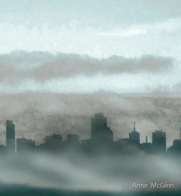 Fog City by Anne  McGinn