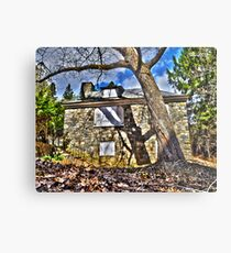"""""""Lean on Me, When You're Not Strong"""" Metal Print"""