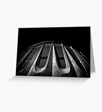 Ashbridges Bay Water Treatment Plant 2 Greeting Card