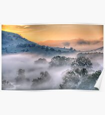 Play Misty For Me - Jingelic NSW/Walwa Victoria - Upper Murray - The HDR Experience Poster