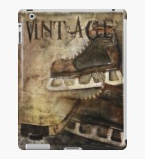 Hockey Memories iPad Case/Skin