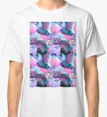 TRIPPY CATS Classic T-Shirt