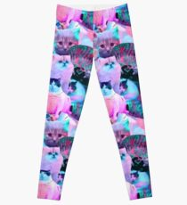 TRIPPY CATS Leggings