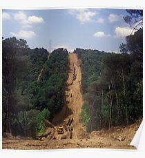 Parc Natural del Montseng, Spain 2012 Poster